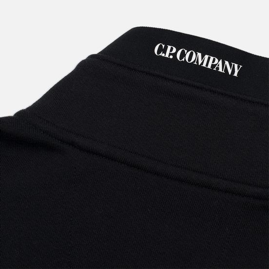 Мужская толстовка C.P. Company Half-Zip Lens Pocket Black