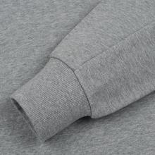 Мужская толстовка C.P. Company Half-Zip Lens Pocket Grey Melange фото- 3