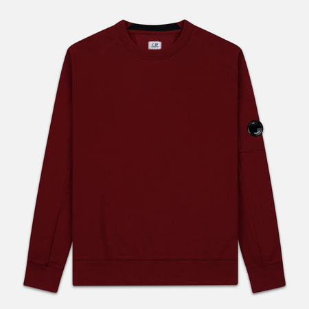 Мужская толстовка C.P. Company Light Fleece Arm Lens Crew Neck Scooter