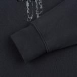 Мужская толстовка C.P. Company Logo Sailor Print Round Neck Grey фото- 3
