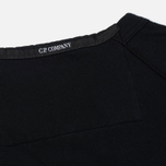 Мужская толстовка C.P. Company Print Logo Crew Neck Caviar фото- 4