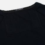 Мужская толстовка C.P. Company Print Logo Crew Neck Total Eclipse фото- 4
