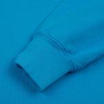 Мужская толстовка C.P. Company Print Logo Crew Neck Turquoise фото- 3