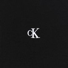 Мужская толстовка Calvin Klein Jeans Essential Zip Hoodie Black фото- 2