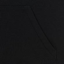 Мужская толстовка Calvin Klein Jeans Essential Zip Hoodie Black фото- 4