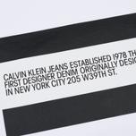 Мужская толстовка Calvin Klein Jeans Est. 1978 Est. 1978 Patch Crew Neck Bright White/Black фото- 2