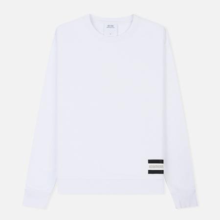 Мужская толстовка Calvin Klein Jeans Est. 1978 Est. 1978 Small Patch Crew Neck Bright White/Black