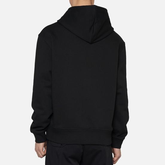 Мужская толстовка Calvin Klein Jeans Instit Blocked Hoodie Black