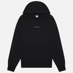 Мужская толстовка Calvin Klein Jeans Instit Chest Logo Hoodie Black