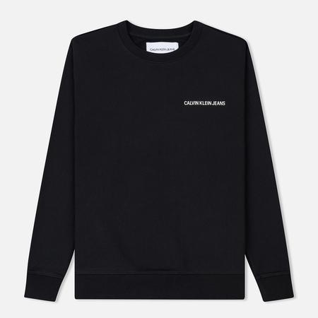 Мужская толстовка Calvin Klein Jeans Logo Black