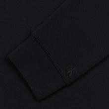 Мужская толстовка Calvin Klein Jeans Mirrored Monogram Logo Black/Bright White фото- 3