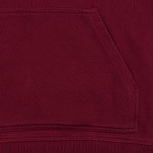 Мужская толстовка Calvin Klein Jeans Monogram Logo Hoodie Beet Red фото- 3