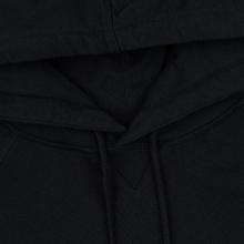 Мужская толстовка Calvin Klein Jeans Monogram Logo Hoodie Black фото- 1