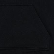 Мужская толстовка Calvin Klein Jeans Monogram Logo Hoodie Black фото- 3