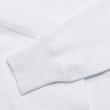 Мужская толстовка Calvin Klein Jeans Monogram Print Logo Hoodie Bright White фото- 2