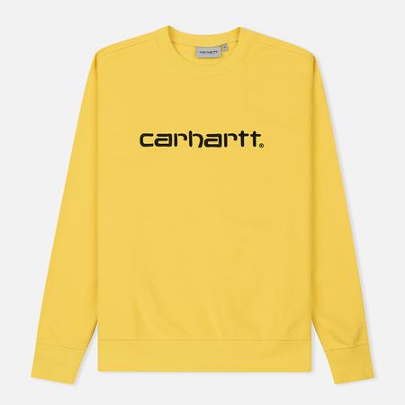 Мужская толстовка Carhartt WIP Carhartt 13 Oz Primula/Black