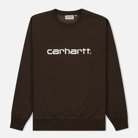 Мужская толстовка Carhartt WIP Carhartt 13 Oz Tobacco/Wax