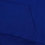 Мужская толстовка Carhartt WIP Chase 13 Oz Hooded Thunder Blue/Gold фото- 2
