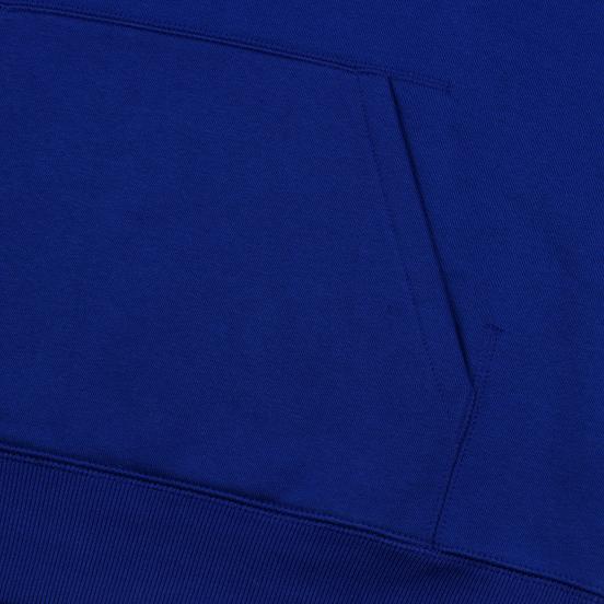 Мужская толстовка Carhartt WIP Chase 13 Oz Hooded Thunder Blue/Gold