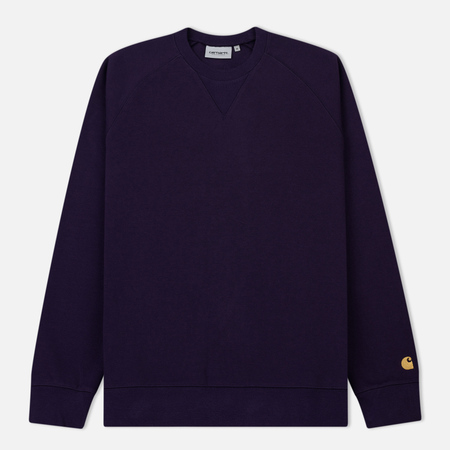 Мужская толстовка Carhartt WIP Chase 13 Oz Lakers/Gold