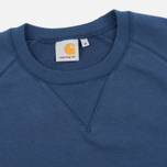 Carhartt WIP Chase Crew Neck Men`s Sweatshirt Blue photo- 1