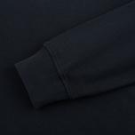 Carhartt WIP College Crew Neck Men`s Sweatshirt Black/White photo- 3
