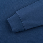 Мужская толстовка Carhartt WIP College Crew Neck Blue/White фото- 3