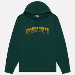 Мужская толстовка Carhartt WIP District Hooded 13 Oz Treehouse/Fresco