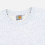 Мужская толстовка Carhartt WIP Holbrook 8.2 Oz Ash Heather фото- 1