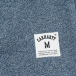 Мужская толстовка Carhartt WIP Holbrook 8.2 Oz Blue Noise Heather фото- 3