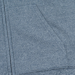 Мужская толстовка Carhartt WIP Holbrook 8.2 Oz Full Zip Blue Noise Heather фото- 4