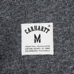 Мужская толстовка Carhartt WIP Holbrook 9.6 Oz Black Noise Heather фото- 3