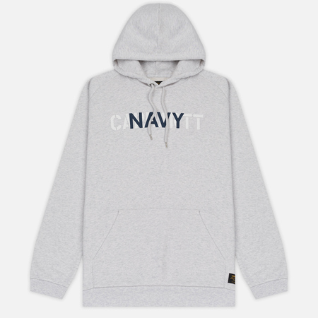 Мужская толстовка Carhartt WIP Hooded CA Training Ash Heather/Multicolor