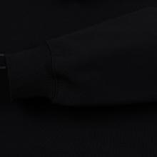 Мужская толстовка Carhartt WIP Hooded Carhartt 13 Oz Black/Black фото- 2