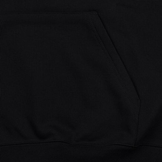 Мужская толстовка Carhartt WIP Hooded Carhartt 13 Oz Black/Black