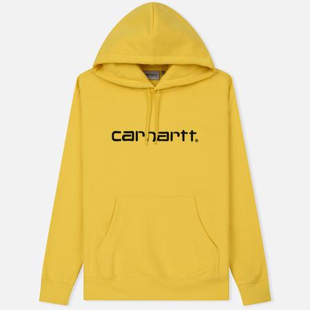 Мужская толстовка Carhartt WIP Hooded Carhartt 13 Oz Primula/Black