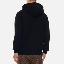 Мужская толстовка Carhartt WIP Hooded Chase Black/Gold фото- 2