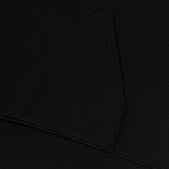 Мужская толстовка Carhartt WIP Hooded College 9.4 Oz Black/White