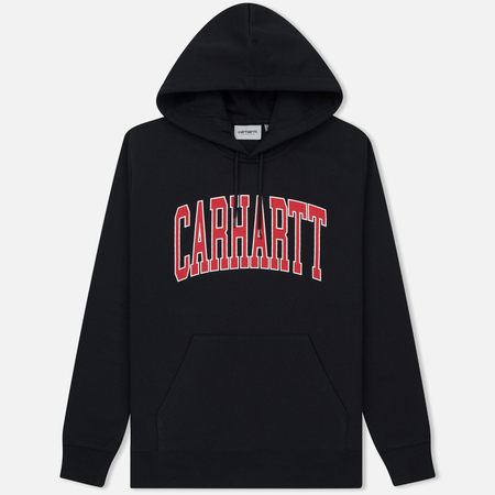 Мужская толстовка Carhartt WIP Hooded Division 13 Oz Dark Navy