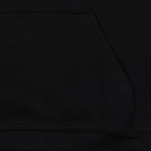 Мужская толстовка Carhartt WIP Hooded Theory 13 Oz Black фото- 3