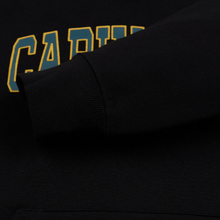 Мужская толстовка Carhartt WIP Hooded Theory 13 Oz Black фото- 4