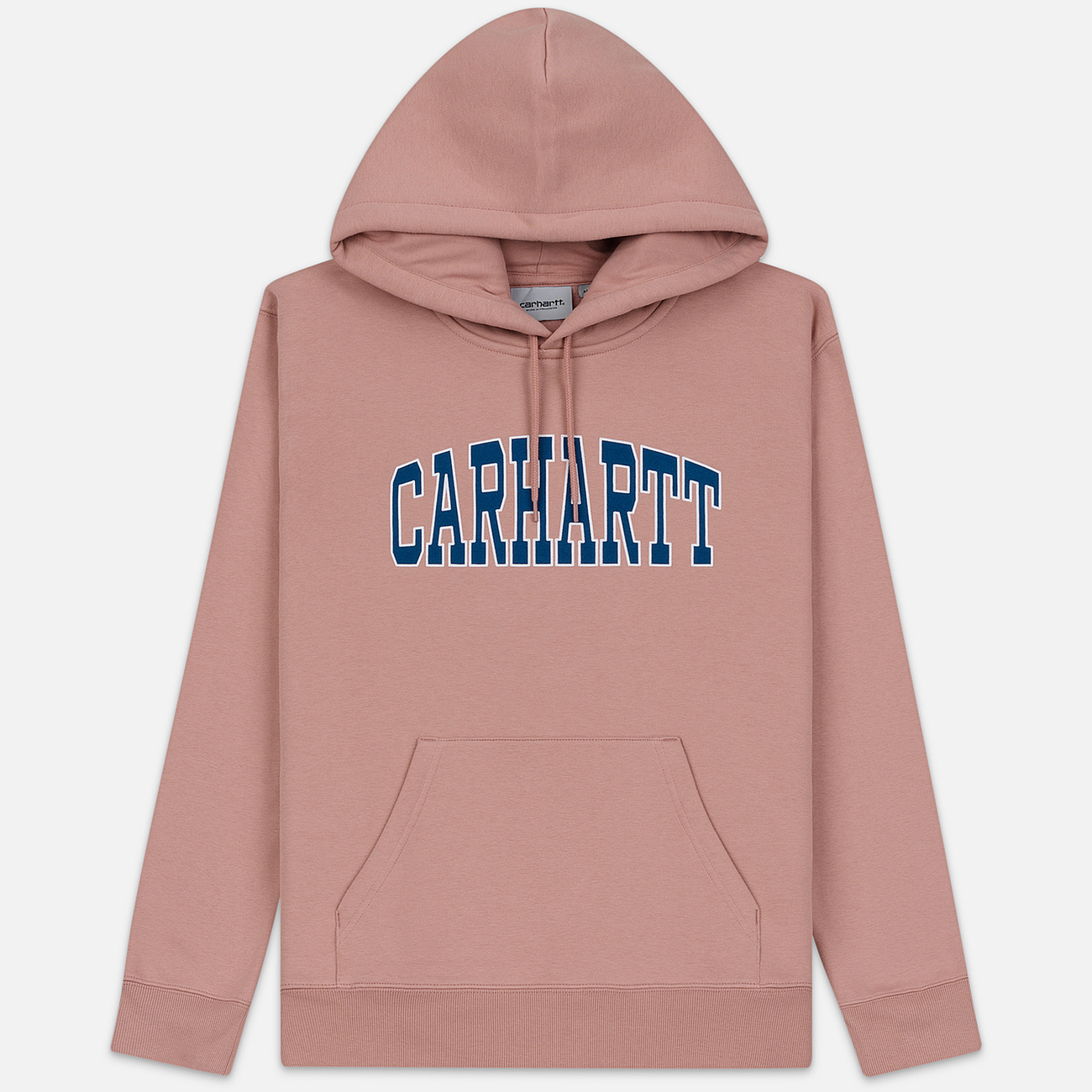 Мужская толстовка Carhartt WIP Hooded Theory 13 Oz Blush