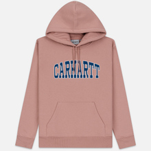 Мужская толстовка Carhartt WIP Hooded Theory 13 Oz Blush фото- 0