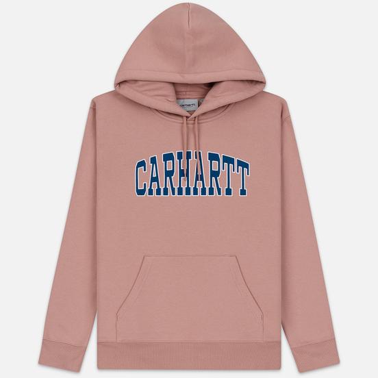 Мужская толстовка Carhartt WIP Hooded Theory 13 Oz Blush