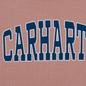Мужская толстовка Carhartt WIP Hooded Theory 13 Oz Blush фото - 2