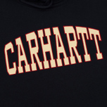 Мужская толстовка Carhartt WIP Hooded Theory 13 Oz Dark Navy фото- 2