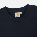 Carhartt WIP Shore Men`s Sweatshirt Black/White photo- 1