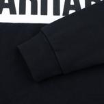 Carhartt WIP Shore Men`s Sweatshirt Black/White photo- 3