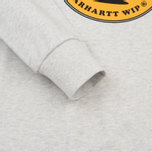 Мужская толстовка Carhartt WIP WIP Force 9.1 Oz Ash Heather фото- 3