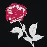 Мужская толстовка Carhartt WIP x P.A.M. Radio Club L.A. Hooded Black фото- 2
